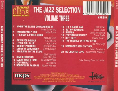 The Jazz Selection, Vol. 3