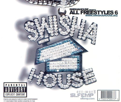 Swishahouse All Freestyles, Vol. 6