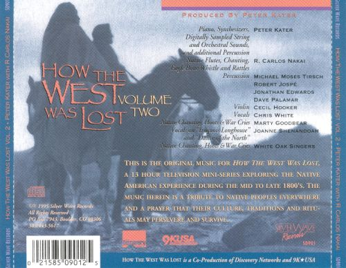 How the West Was Lost, Vol. 2