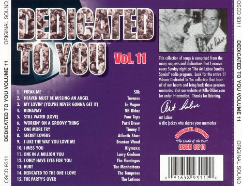 Art Laboe's Dedicated to You, Vol. 11