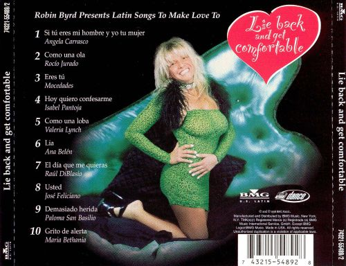 Robin Byrd Presents Latin Music to Make Love To