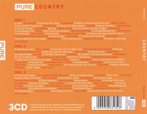 Pure Country [EMI]