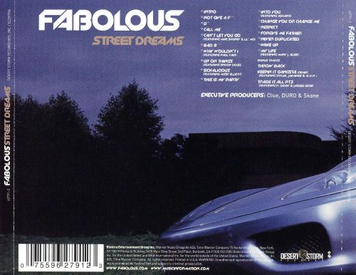 Street dreams fabolous songs reviews credits allmusic for Street of dreams