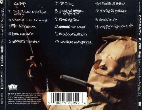 Little Johnny From the Hospitul: Breaks and Instrumentals, Vol. 1