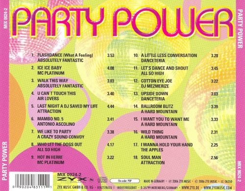 Party Power