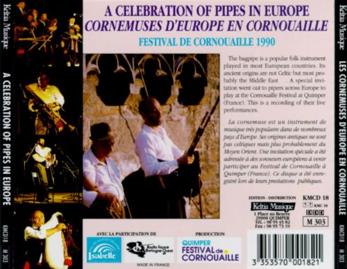 Celebration of Pipes in Europe