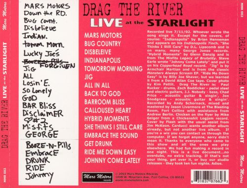 Live at the Starlight