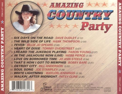 Amazing Country Party