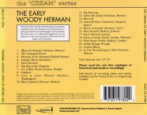 The Early Woody Herman