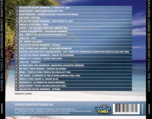 Exclusive Lounge Sessions, Vol. 2: Chill the Beach