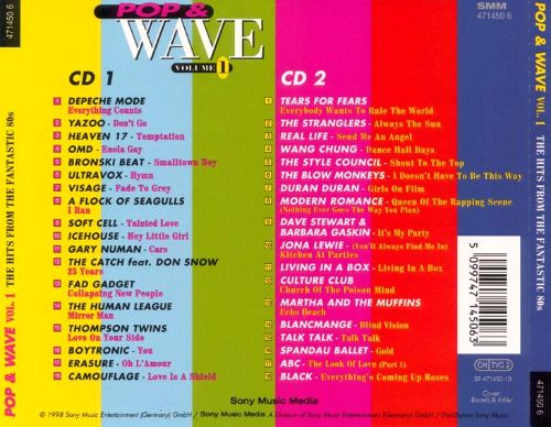 Pop & Wave, Vol. 1