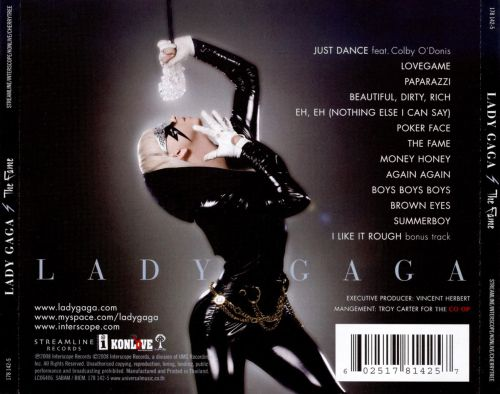 lady gaga the fame songs Find album reviews, stream songs, credits and award information for the fame - lady gaga on allmusic - 2008 - the times were crying out for a pop star like find album reviews, stream songs, credits and award information for the fame - lady gaga on allmusic - 2008 - the times were crying out for a pop star like.