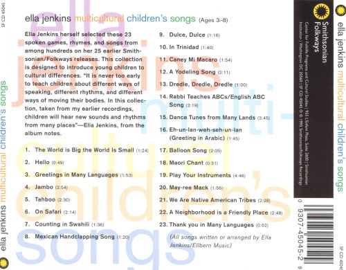 Multicultural Songs for Children