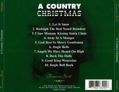 A Country Christmas [Start Classics]