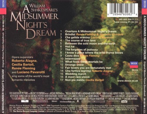 an overview of the themes in a midsummer nights dream a play by william shakespeare Free summary and analysis of the events in william shakespeare's a midsummer night's dream that won't make you snore as the play opens.