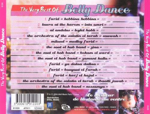 Very Best of Belly Dance