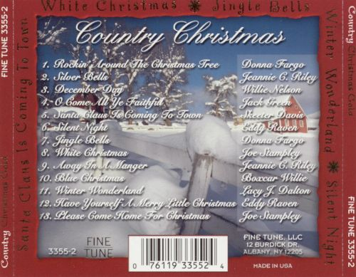 Country Christmas, Vol. 2 [Fine Tune]