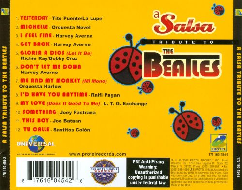 Salsa Tribute to the Beatles