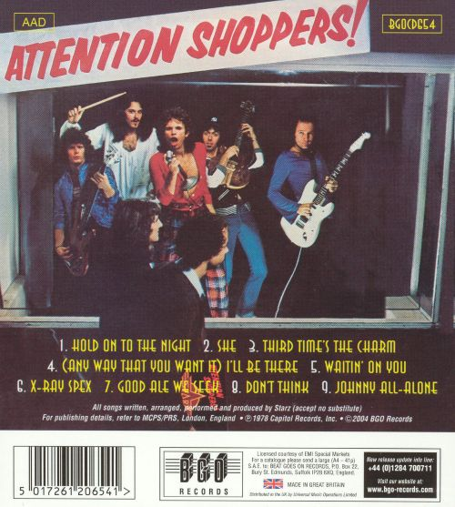 Attention Shoppers!