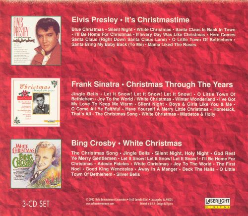 Various Christmas Through Your Eyes: 18 Romantic Christmas Ballads