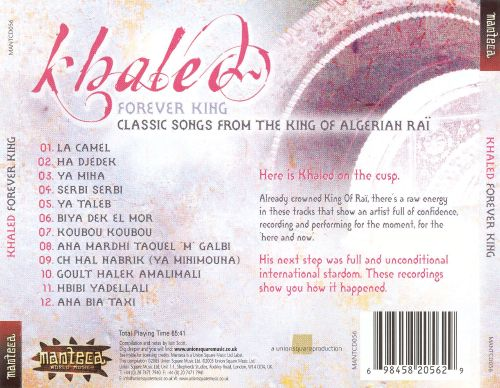 Forever King: Classic Songs from the King of Algerian Rai