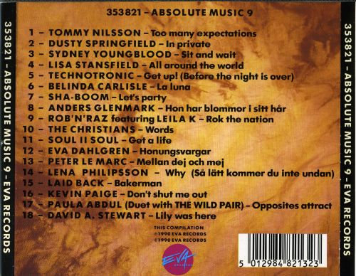 Absolute Music, Vol. 9