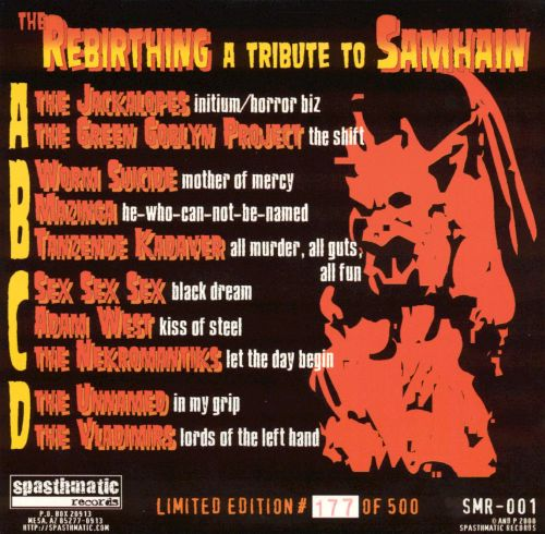 The Rebirthing: A Tribute to Samhain
