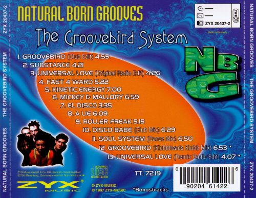 The Groovebird System