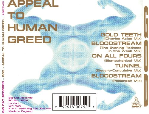 Appeal to Human Greed