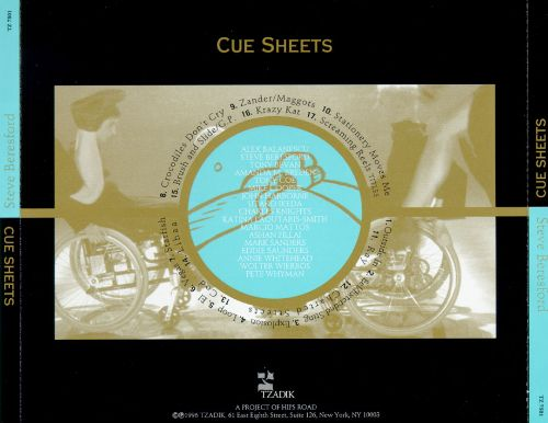 Cue Sheets