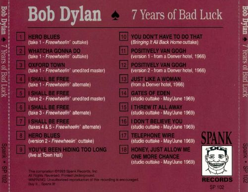 7 Years of Bad Luck