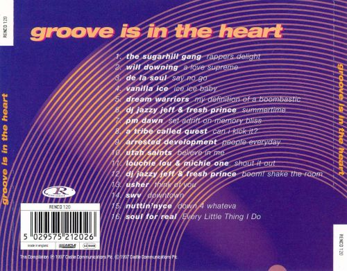 Groove Is in the Heart [Renaissance]