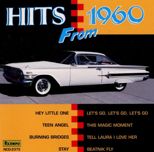 Hits from 1960 [King]