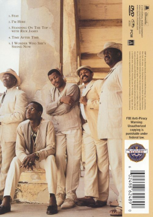 20th Century Masters - The DVD Collection: The Best of the Temptations