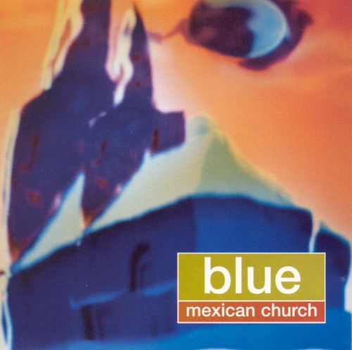 Blue Mexican Church