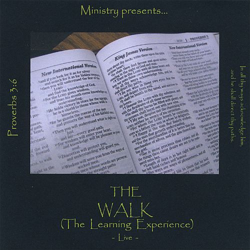 The Walk the Learning Experience Live