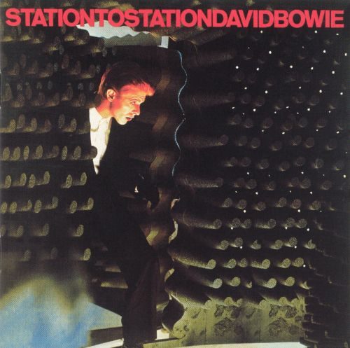 Station to Station - David Bowie (1976)