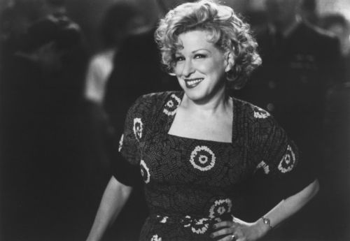 bette midler filmography