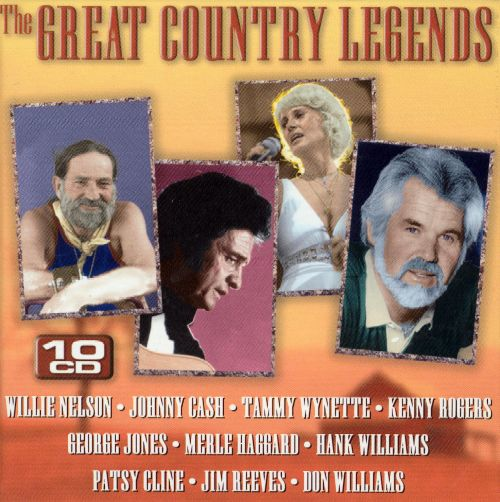 Great Country Legends [Castle]