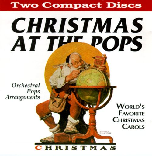Christmas at the Pops: Orchestral Pops Arrangements
