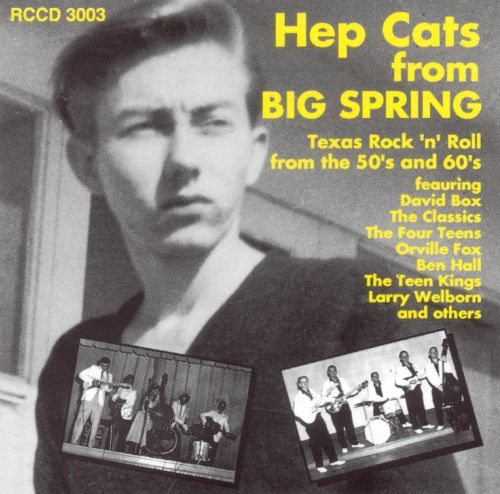 Hep Cats from Big Springs