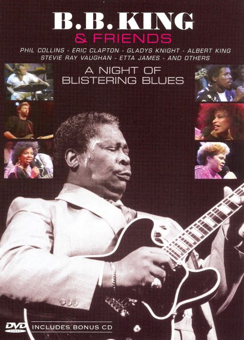 B.B. King & Friends [Immortal DVD]