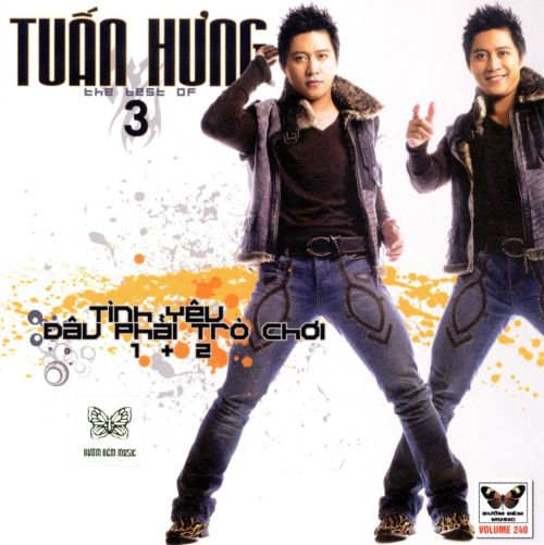 The Best of Tuan Hung, Vol. 3