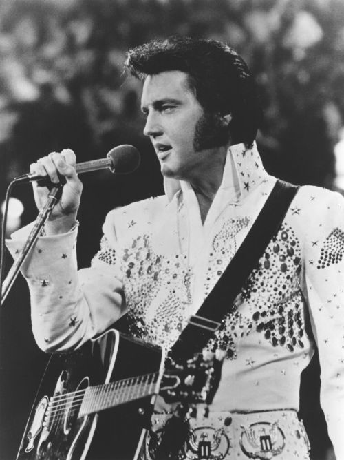"""the life music career and influence of rock star elvis presley As he helped rock surge to the forefront of american culture, he influenced  of  the song """"a little less conversation"""" was released by jxl, a dutch musician   while elvis had a short life and music career, his legacy has continued to live on."""