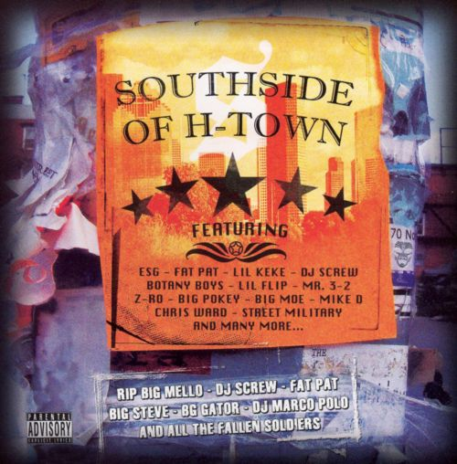 The Best of the Southside of H-Town