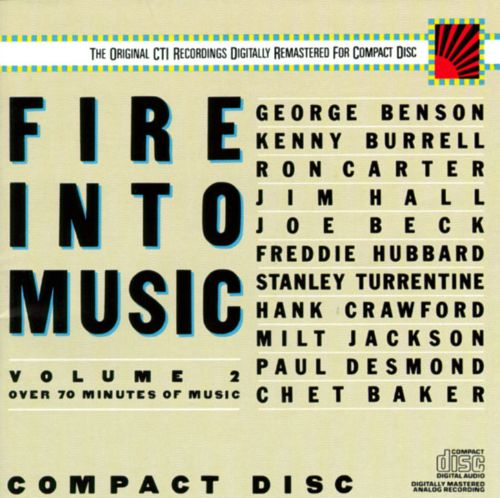 Fire into Music, Vol. 2: The Best of Impulse!