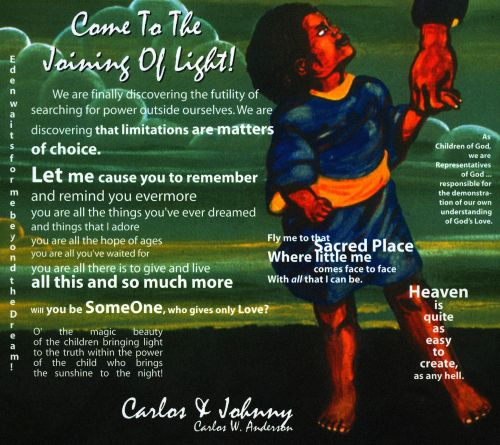 Come to the Joining of Light!