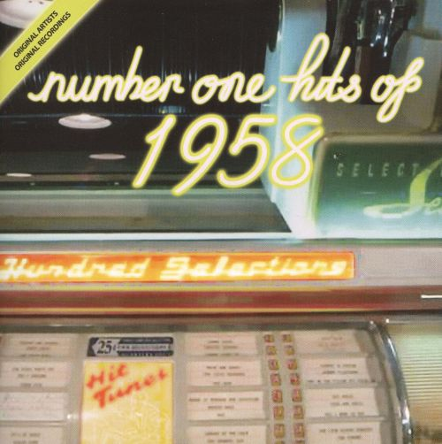 Number One Hits of 1958