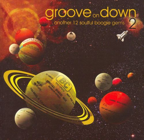 Groove on Down, Vol. 2