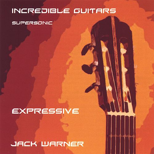 Incredible Guitars: Expressive-Supersonic